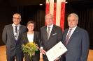 Verleihung der Ehrenbürgerwürde an Willbald Preis
