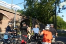 Fahrradbefahrung der Kernstadt